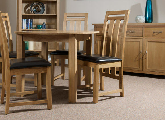 Essentials Oak Range Dining