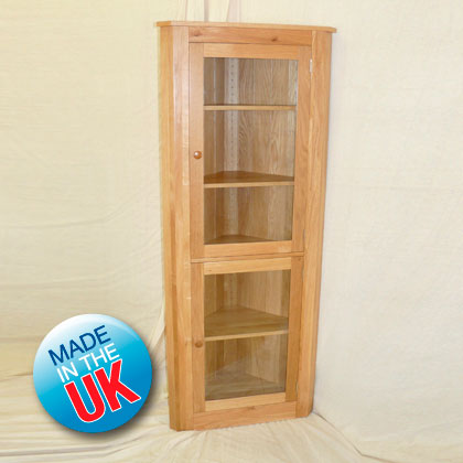 Shaker Range Corner Cabinet