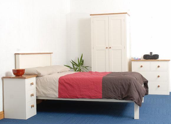 Shaker Pine Bedroom Set