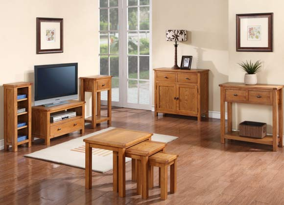 Hartford Country Oak Range 1