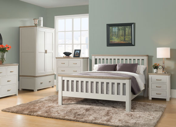 Treviso Oak Bedroom Set