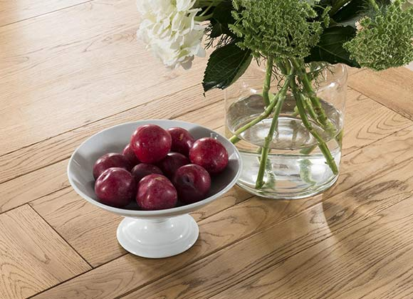 Cwmbran Pine and Oak Country Oak Dining